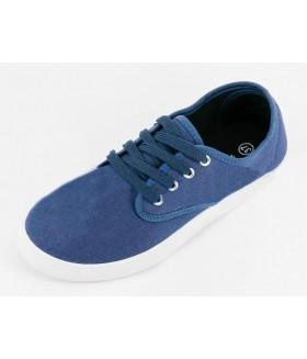 Кеды женские Лотос джинсовые синие