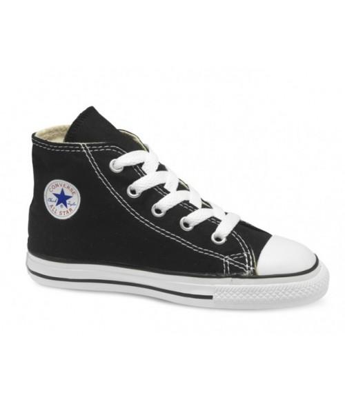 Кеды детские Converse All Star (Конверс) черные высокие