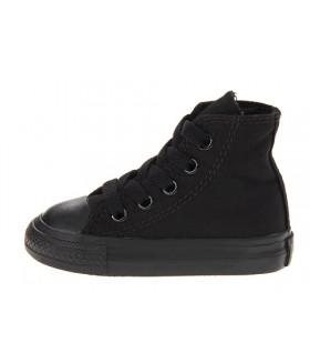 Кеды Converse All Star (Конверс) черные высокие