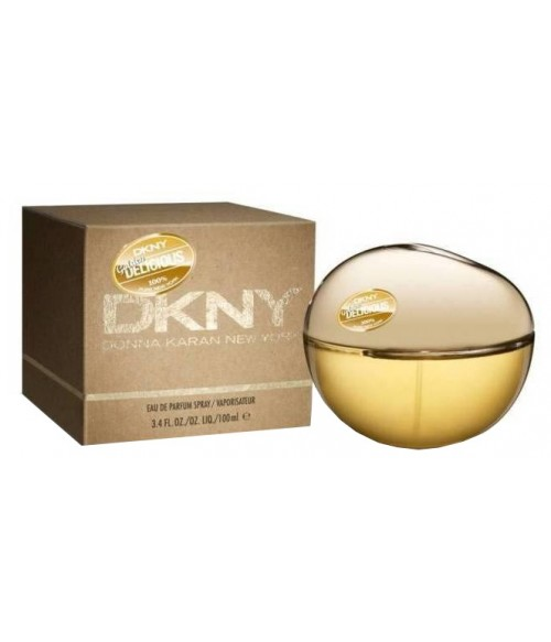 Парфюмерная вода женская DKNY Golden Delicious 100 мл