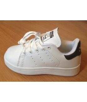 Кроссовки/кеды детские Adidas Stan Smith (адидас) белые