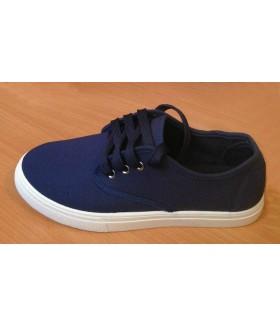 Кеды Лотос джинсовые темно-синие