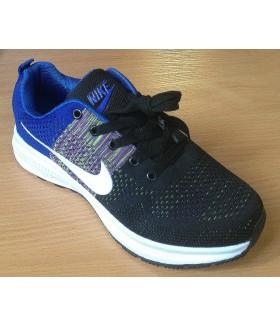 Кроссовки мужские Nike Air Pegasus черно-синие