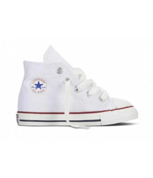 Кеды Converse All Star (Конверс) белые высокие