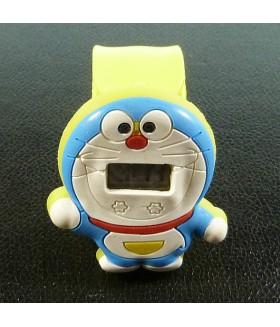 Часы детские электронные силиконовые желтые