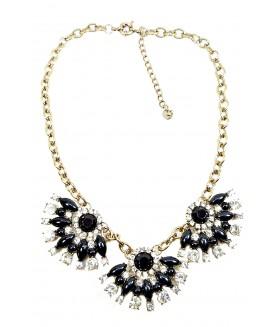 Колье/ожерелье черное