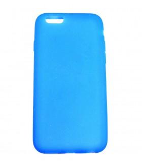 Чехол для iPhone (Айфон) 6/6s силиконовый синий