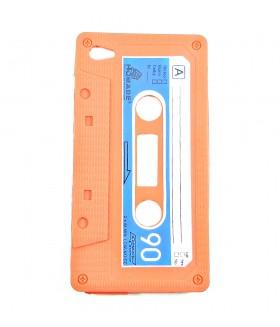 Чехол для iPhone (айфон) 4/4s кассета силиконовый