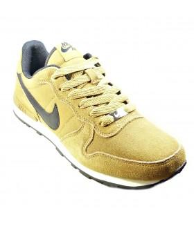 Кроссовки мужские Nike Air горчичные
