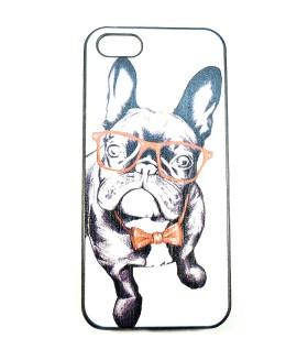 Чехол для iPhone (Айфон) 5/5s/5se собака