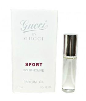 Духи мужские масляные Gucci by Gucci Sport (Гуччи бай Гуччи спорт)
