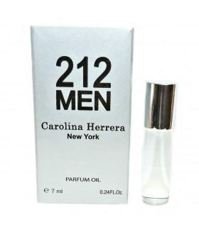 Духи мужские масляные Carolina Herrera 212 (Каролина Херрера 212)