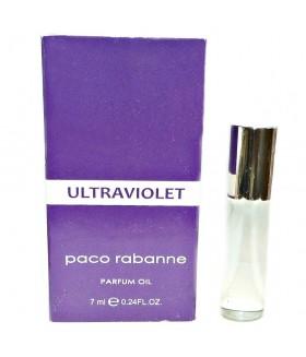 Духи женские масляные Paco Rabanne Ultraviolet Woman (Пако Рабан Ультрафиолет)