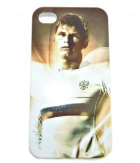 Чехол для iPhone (айфон) 4/4s футбол