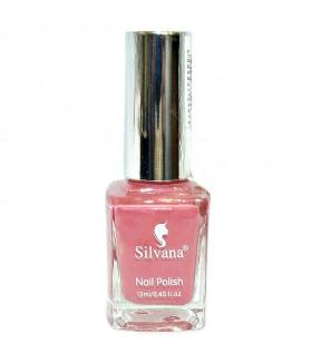 Лак для ногтей Silvana (Сильвана) тон 160 розовый перламутровый