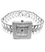 Часы женские Chopard (Шопард) с металлическим браслетом