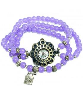 Часы RSOL с фиолетовым браслетом