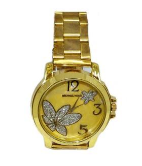 Часы MICHAEL KORS с браслетом золотистого цвета