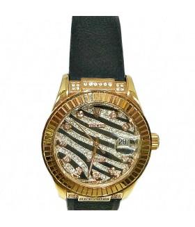 Часы ROLEX с кристаллами