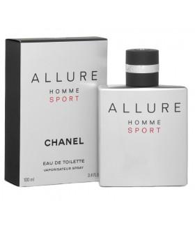 Туалетная вода мужская Chanel Allure Homme Sport (Шанель Аллюр Хоум Спорт) 100 мл
