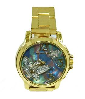Часы MICHAEL KORS с браслетом и перламутром