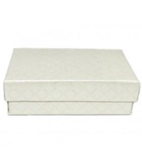 Подарочная коробка маленькая белая