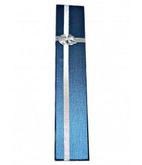 Подарочная коробка синяя