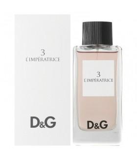 Туалетная вода женская Dolce & Gabbana D&G 3 L'Imperatrice (Дольче Габбана Императрица 3) 100 мл