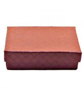 Подарочная коробка маленькая красная