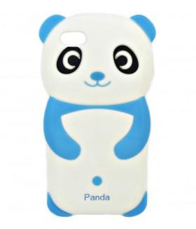 Чехол для iPhone (Айфон) 5/5s/5se силиконовый панда
