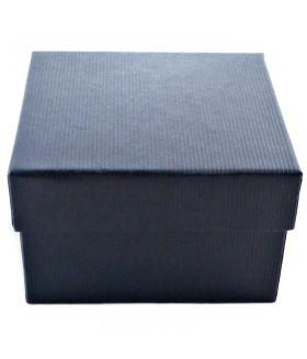 Подарочная коробка темно-синяя