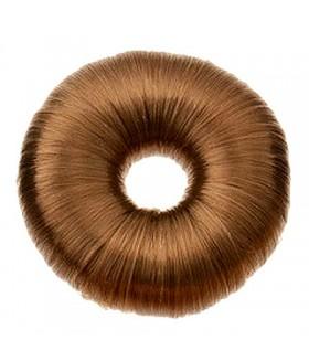 Валик для пучка коричневый 5,5 см