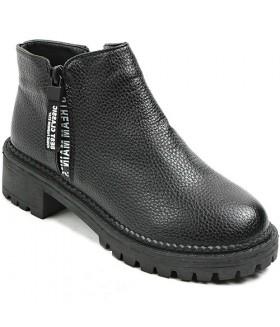Ботинки женские EIFFELLO демисезонные черные